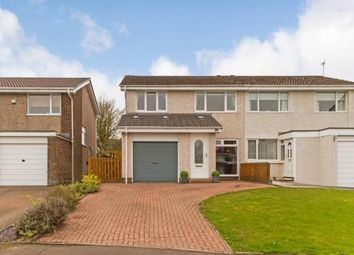 Thumbnail 3 bed semi-detached house to rent in Orchard Gardens, Strathaven