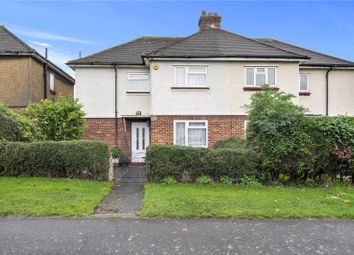 Thumbnail 3 bed semi-detached house for sale in Cygnet Gardens, Gravesend, Kent