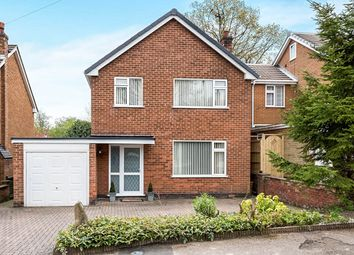 Thumbnail 3 bed detached house for sale in Woodland Way, Old Tupton, Chesterfield, Derbyshire
