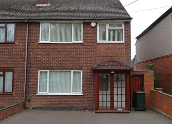 3 bed semi-detached house to rent in Holyhead Road, Coventry CV5