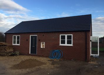 Thumbnail 2 bed detached bungalow for sale in North End, Swineshead, Boston, Lincs