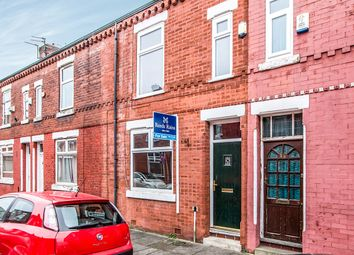 Thumbnail 2 bed terraced house for sale in Rostherne Street, Salford