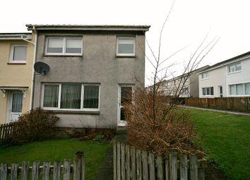 Thumbnail 3 bed end terrace house for sale in Cairnban Court, Carluke