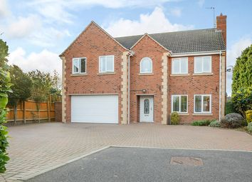 Thumbnail 5 bed detached house for sale in Reidy Gardens, Peterborough
