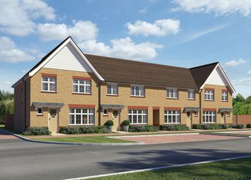 """Warwick End"" at Roman Way, Rochester ME2. 3 bed end terrace house for sale"