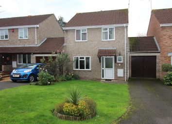 Thumbnail 3 bed link-detached house for sale in Finch Close, Thornbury, Bristol