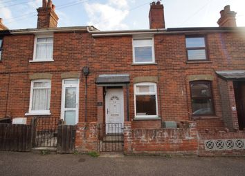 Thumbnail 2 bed terraced house for sale in Roberts Road, Leiston