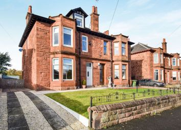 Thumbnail 4 bed semi-detached house for sale in Muirhead Road, Glasgow