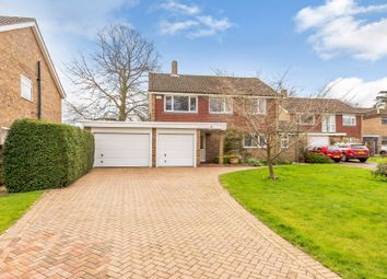 Thumbnail 4 bed detached house for sale in Greencroft, Guildford