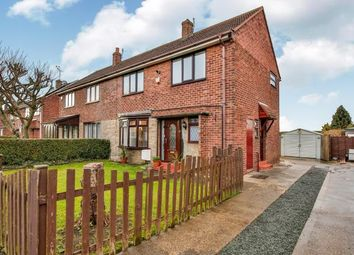 Thumbnail 3 bedroom semi-detached house for sale in Forster Avenue, Sherburn, Durham, County Durham