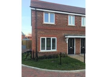 Thumbnail 2 bed end terrace house for sale in Warren Mead, Thame