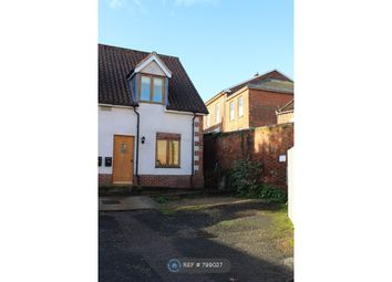 Thumbnail 2 bed semi-detached house to rent in Blyburgate, Beccles