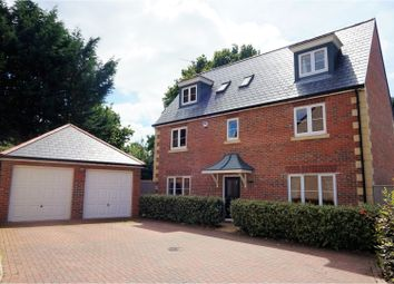 Thumbnail 5 bed detached house for sale in Lawrence Crescent, Dorchester