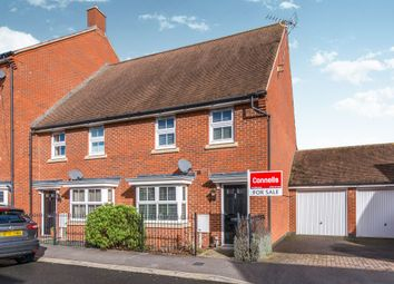 Thumbnail 3 bedroom semi-detached house for sale in Carnation Crescent, Sittingbourne