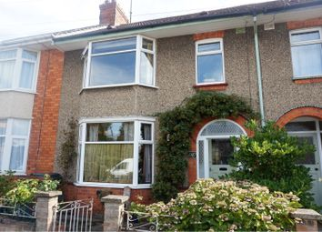 Thumbnail 3 bed terraced house for sale in King Edward Road, Abington