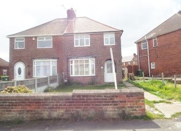 Thumbnail 3 bed semi-detached house to rent in Rotherham Baulk, Carlton-In-Lindrick, Worksop