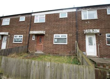 Thumbnail 3 bed terraced house for sale in Enderby Gardens, Hemlington, Middlesbrough