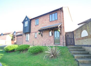 Thumbnail 4 bed detached house to rent in Thrush Close, Chatham