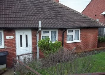 Thumbnail 2 bed detached bungalow to rent in Clear View, Grimethorpe, Barnsley