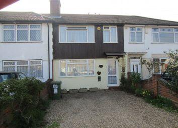 Thumbnail 3 bedroom terraced house for sale in Benhurst Avenue, Hornchurch