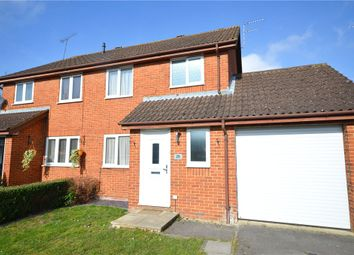 Thumbnail 3 bedroom semi-detached house for sale in Lancashire Hill, Warfield, Bracknell