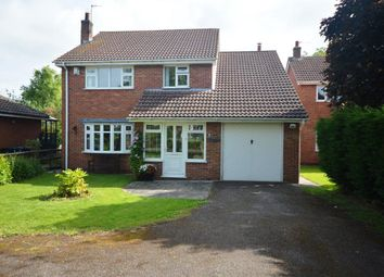 Thumbnail 4 bed detached house to rent in The Fold, Hickling Lane, Kinoulton