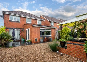 Thumbnail 4 bed detached house for sale in Woodlands Drive, Barlby, Selby