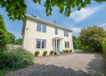 Thumbnail 7 bed detached house for sale in Bulmer, Sudbury, Suffolk