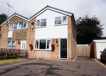Thumbnail 3 bed semi-detached house for sale in Farmdale Drive, Chester