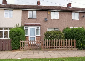 Thumbnail 3 bed terraced house for sale in Jamescroft, Coventry