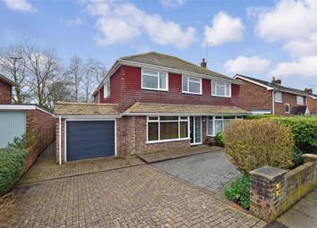 4 bed detached house for sale in Pilgrims Way, Canterbury, Kent CT1