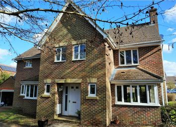 Thumbnail 5 bed detached house for sale in Garrett Close, Kingsclere, Newbury
