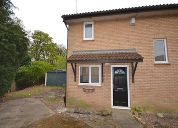 Thumbnail 2 bedroom semi-detached house for sale in Osmund Drive, Goldings, Northampton