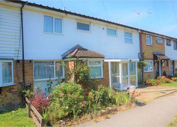 Thumbnail 3 bed terraced house to rent in Byron Avenue, Borehamwood