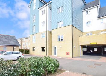 Thumbnail 1 bed flat for sale in Dunlin Drive, St. Marys Island, Chatham, Kent