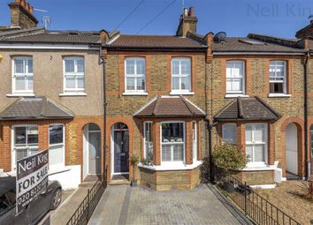Thumbnail 2 bed terraced house for sale in Walpole Road, South Woodford, London