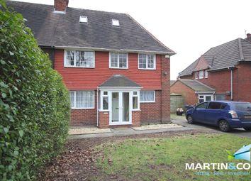 Thumbnail 3 bedroom semi-detached house to rent in Shenley Fields Road, Selly Oak