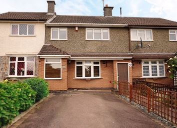 Thumbnail 3 bed terraced house for sale in Featherstone Drive, Glen Parva