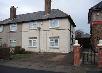 Thumbnail 3 bed semi-detached house for sale in Asser Road, Norris Green, Liverpool