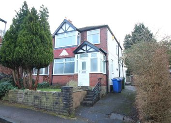 3 bed terraced house to rent in Ridge Crescent, Whitefield, Manchester M45
