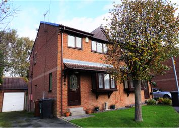 Thumbnail 3 bedroom semi-detached house for sale in Topcliffe Grove, Leeds
