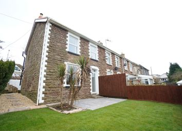 Thumbnail 3 bed end terrace house for sale in Temperance Hill, Risca, Newport