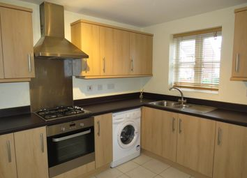 Thumbnail 3 bed property to rent in Walter Close, Great Glen, Leicester