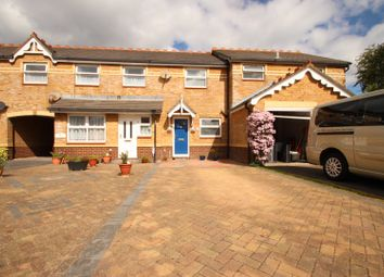 Thumbnail 2 bed terraced house for sale in Le Patourel Close, Christchurch