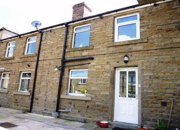 Thumbnail 3 bed terraced house to rent in Crown Buildings, Clayton West, Huddersfield, West Yorkshire