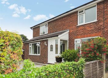 Thumbnail 3 bed semi-detached house for sale in Woodfield Crescent, Romiley, Stockport