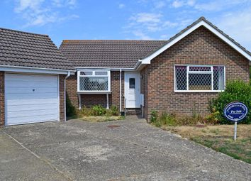 Thumbnail 2 bed detached bungalow for sale in Bembridge House Close, Bembridge, Isle Of Wight