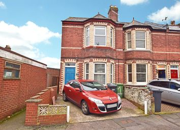 Thumbnail 3 bed flat to rent in Waterloo Road, St. Thomas, Exeter