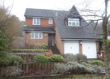 Thumbnail 4 bedroom detached house for sale in Lackford Road, Chipstead, Coulsdon