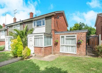 Thumbnail 3 bed property for sale in Capel Close, Rainham, Gillingham